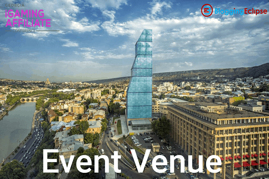 Event venue for Georgia igaming affiliate-conference