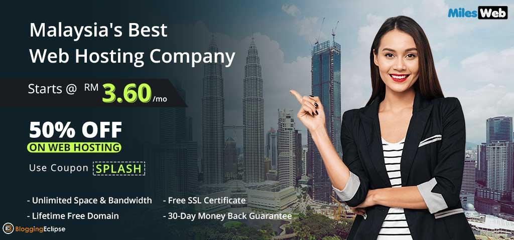 Malaysia's Best Web Hosting Company