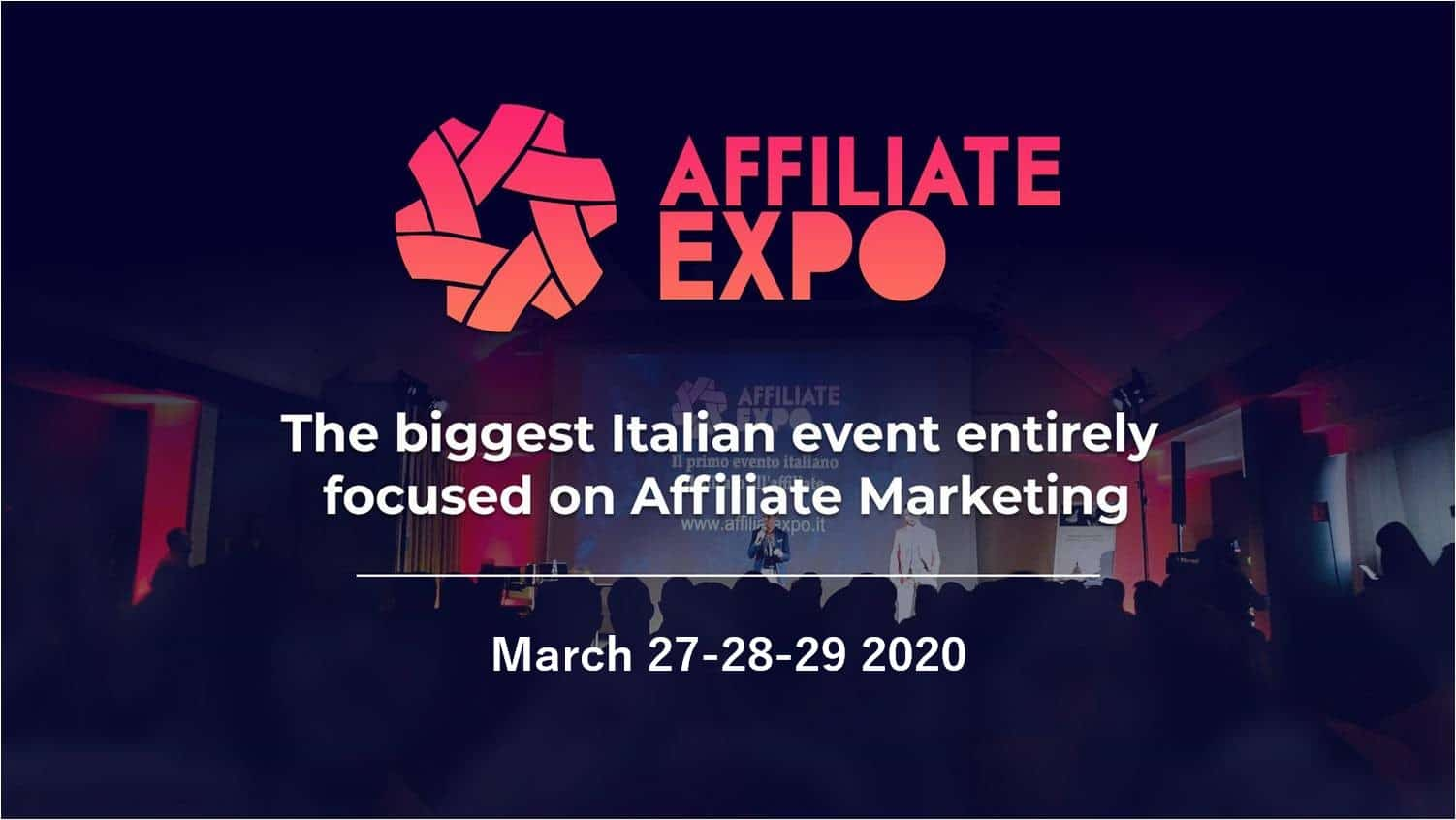 Affiliate Marketing Expo Italy