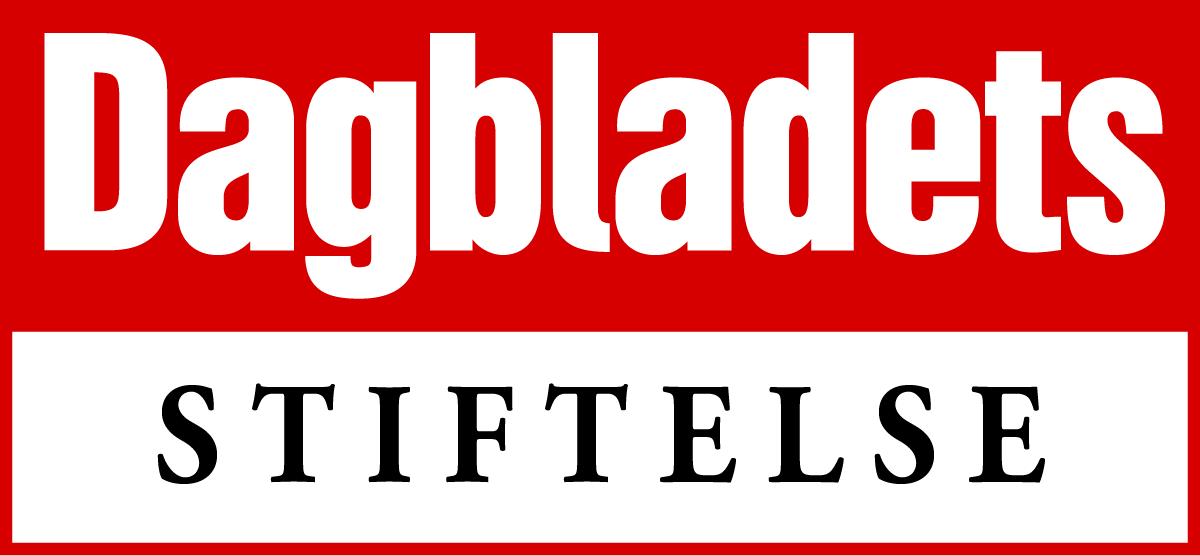 Dagbladets Stiftelses logo