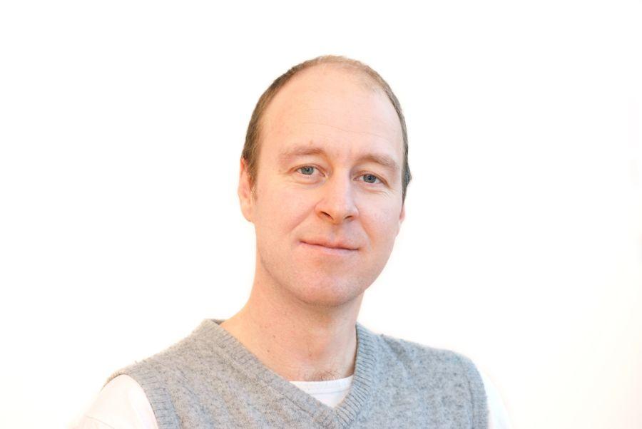 Bo Terning Hansen, forsker ved Kreftregisteret.