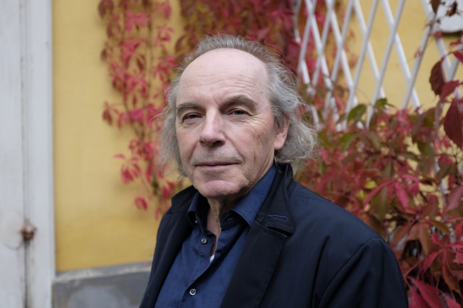 Forfatter Terje Tvedt.