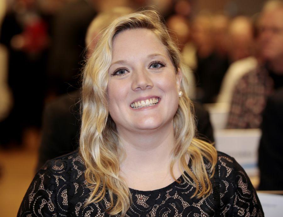 Bystyrepolitiker i Oslo, Aina Stenersen (Frp).