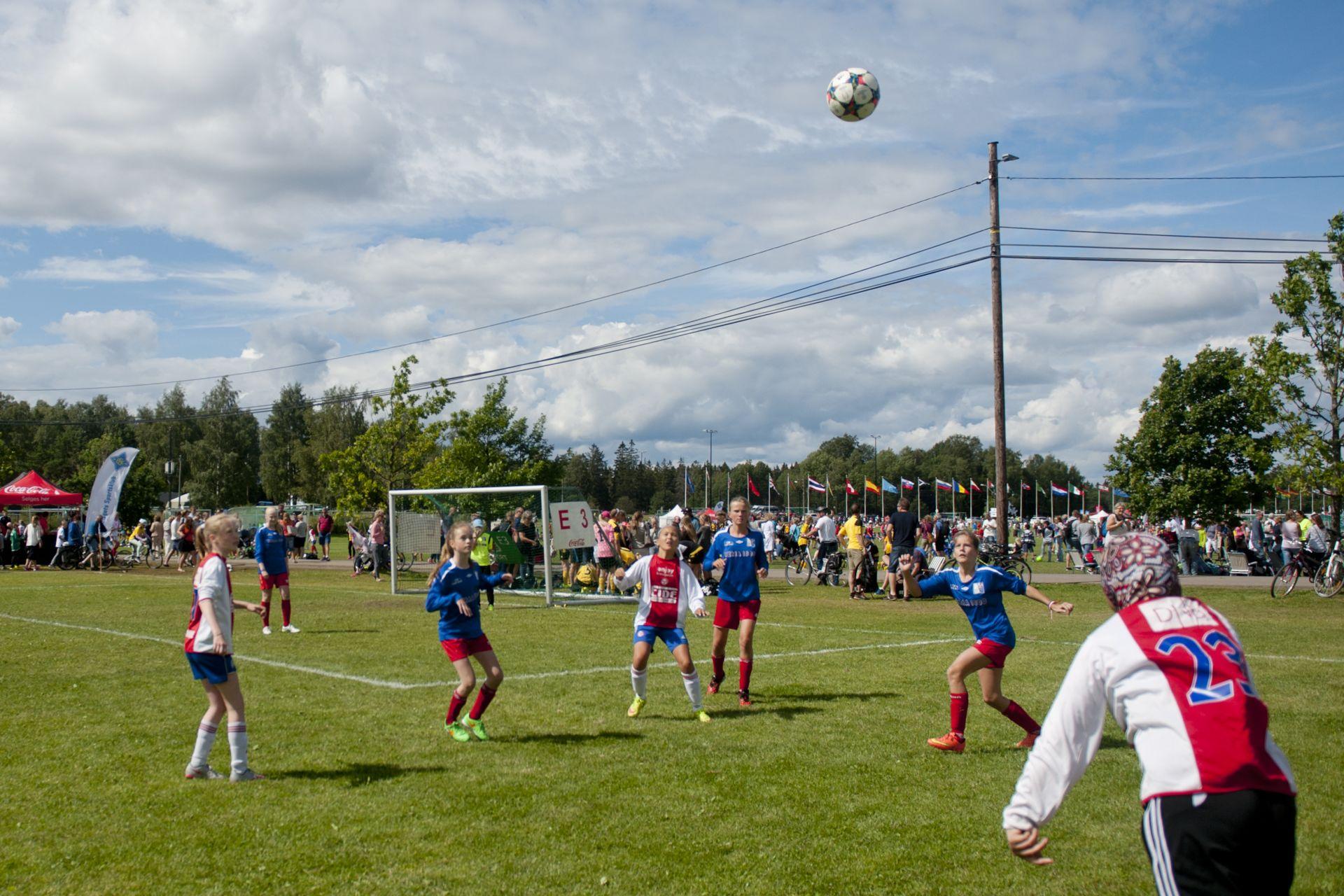 Det er misvisende å hevde at Norway Cup er verdens største