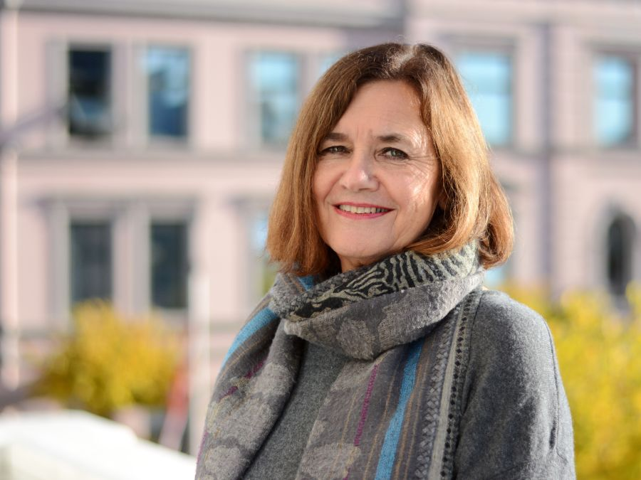 Kommunalsjef for oppvekst i Skien kommune, Grete Gjelten.