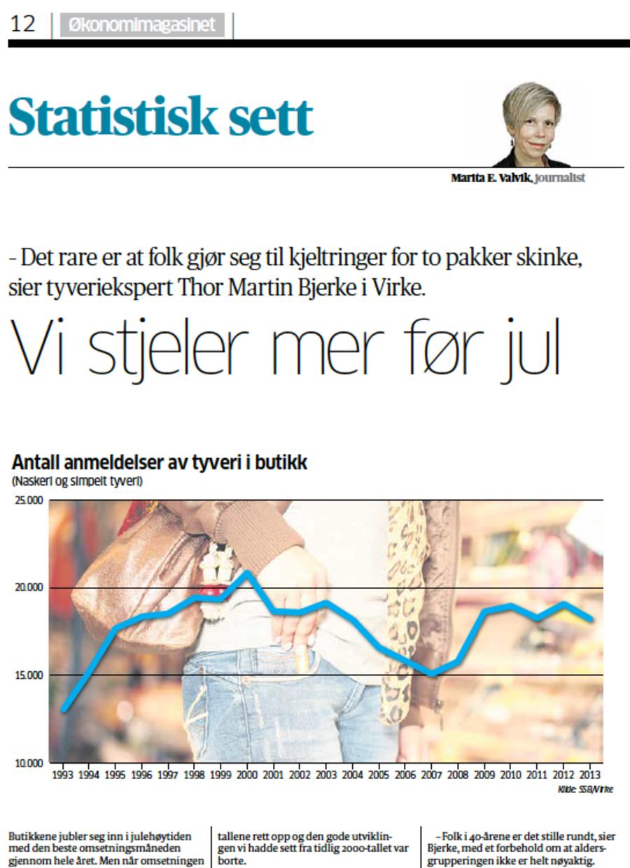 Aftenposten i 2014