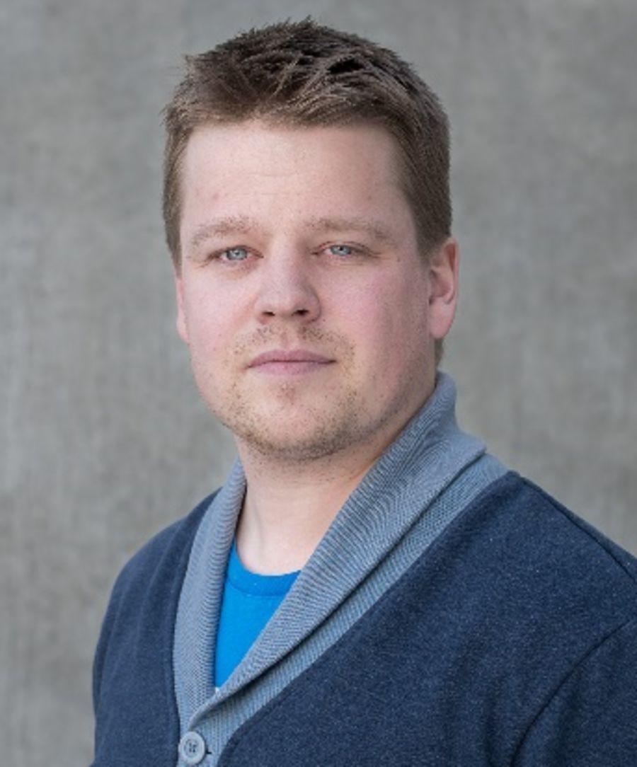 Mads Martinsen, direktør for produktutvikling hos fôrprodusenten Skretting.