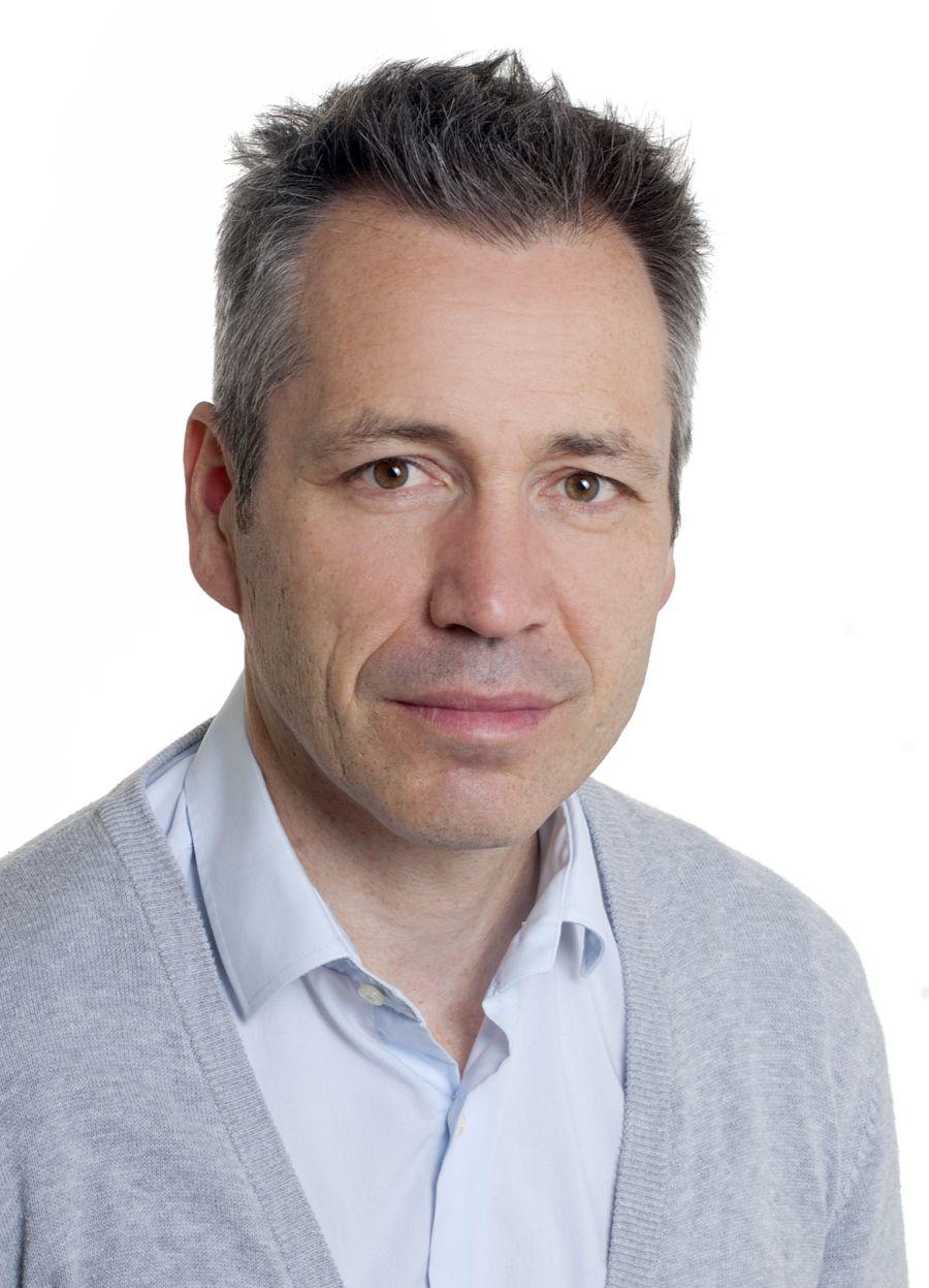 Kjetil Rokkan forsker på soning med fotlenke.