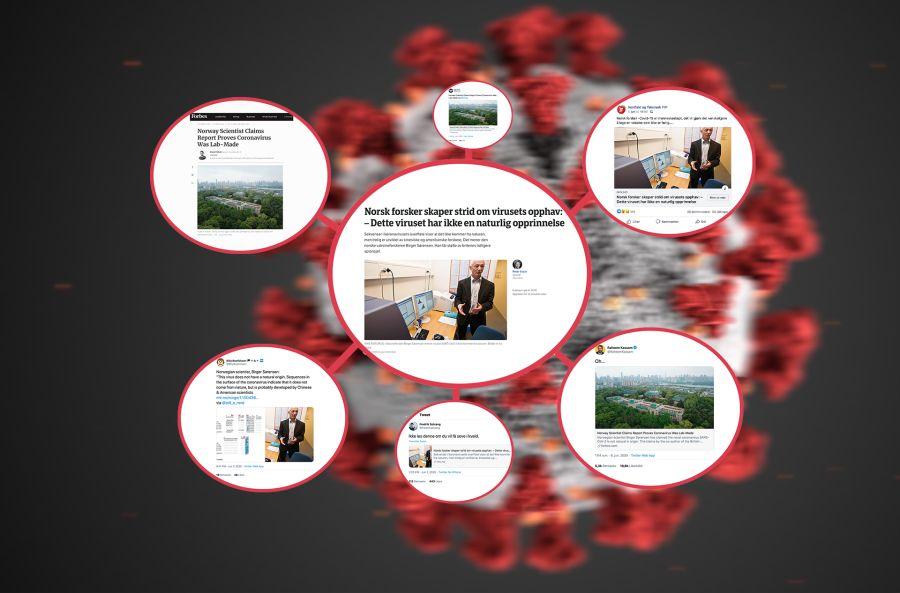Nrks Omstridte Korona Artikkel Har Spredt Feilinformasjon Til Millioner Faktisk