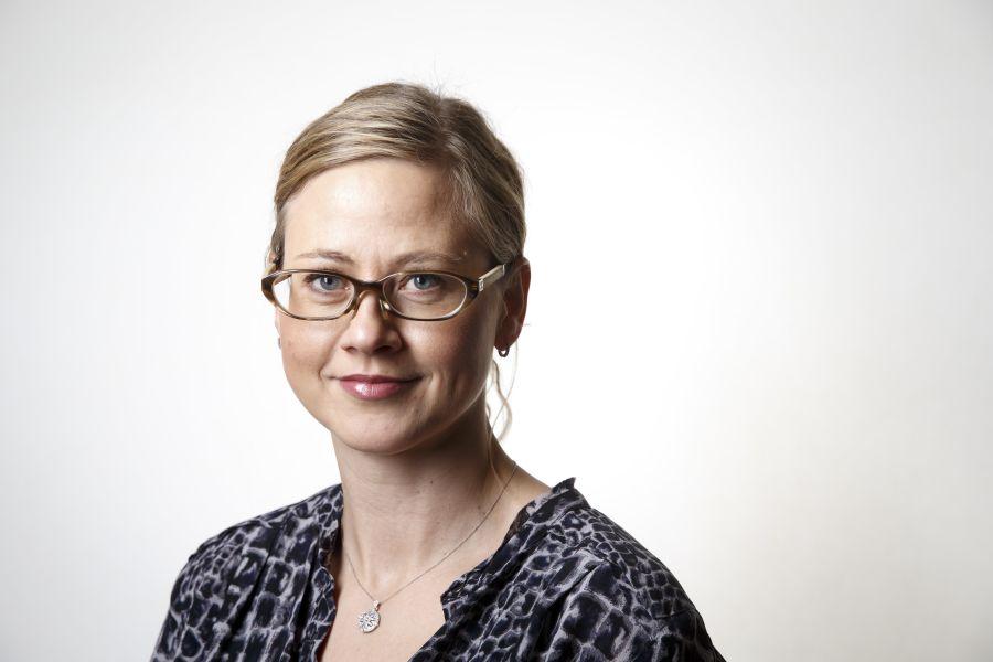 Margrethe Greve-Isdahl, overlege ved Avdeling for vaksineforebyggbare sykdommer ved FHI.