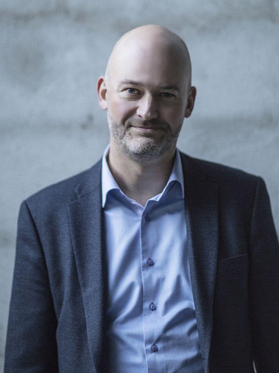 Aslak Øverås, Informasjonssjef i Energi Norge.