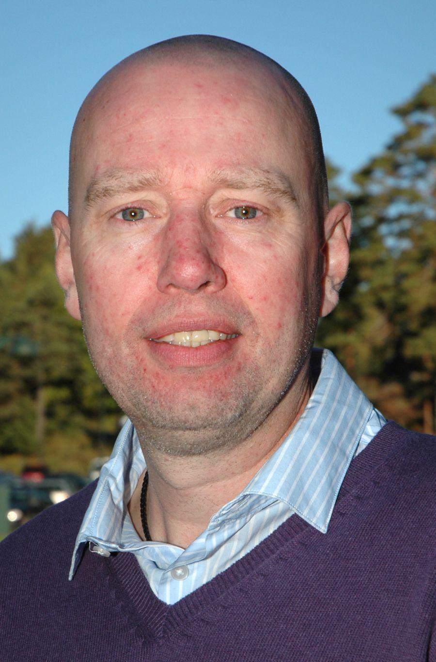 Jan Erik Mustad, førstelektor ved Universitetet i Agder.