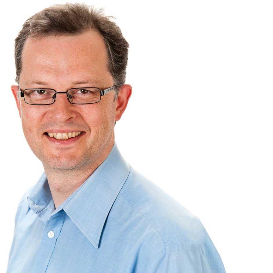 Bård Bergfald, daglig leder i Bergfald Miljørådgivere.