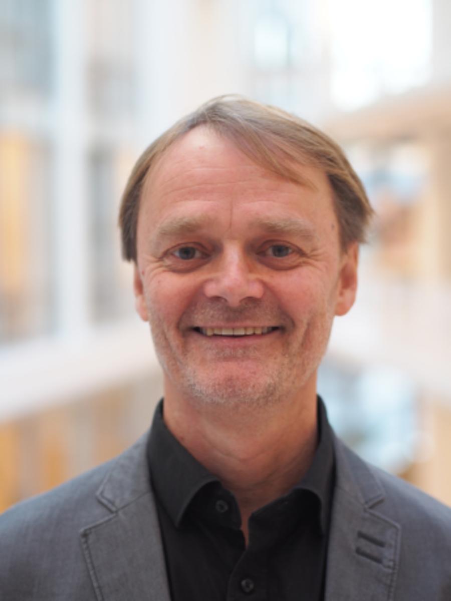 Knut Røed, seniorforsker ved Frischsenteret.