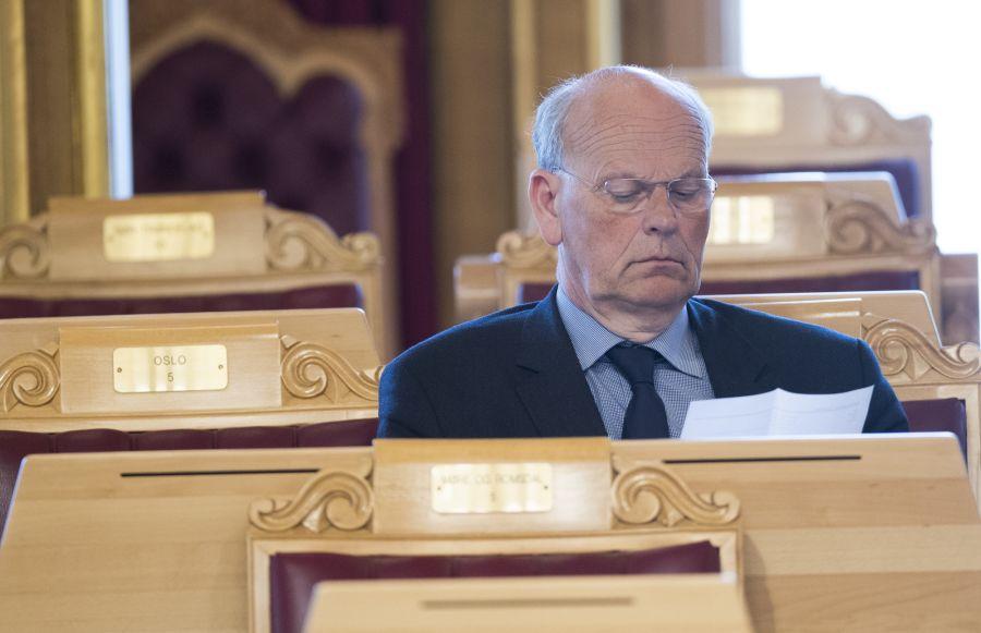 Stortingsrepresentant Michael Tetzschner (H).