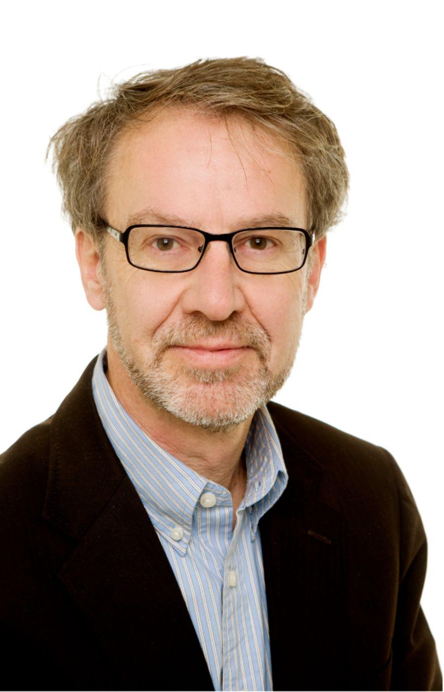 Rolf Aaberge er forsker i SSB