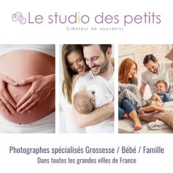LE STUDIO DES PETITS : L'ASSURANCE DE SEANCES PHOTO EN FAMILLE REUSSIES