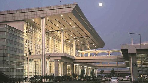 Image of Chandigarh airport