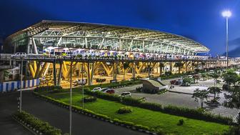Image of Chennai airport