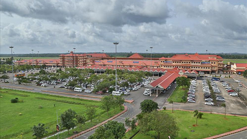 Image of Cochin airport