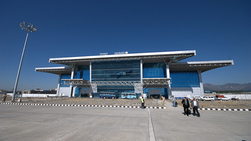 Image of Dehradun airport