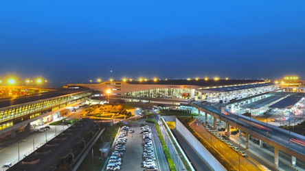 Image of Delhi airport