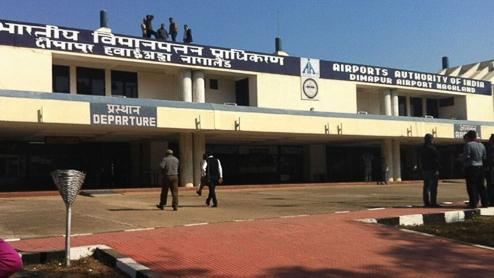 Image of Dimapur airport