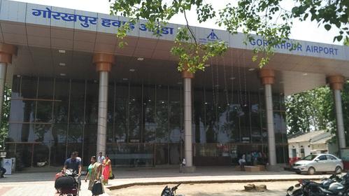 Image of Gorakhpur airport