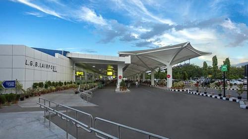 Image of Guwahati airport