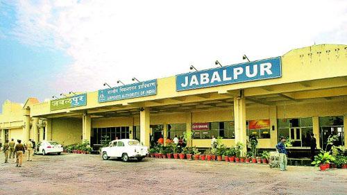 Image of Jabalpur airport