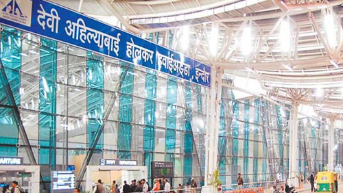 Image of Indore airport