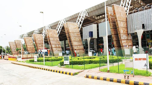 Image of Jaipur airport