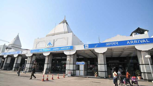 Image of Jammu airport