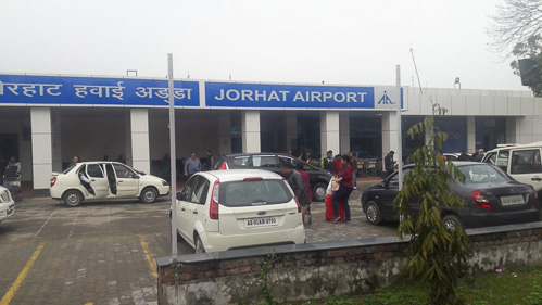Image of Jorhat airport