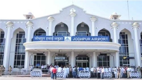 Image of Jodhpur airport