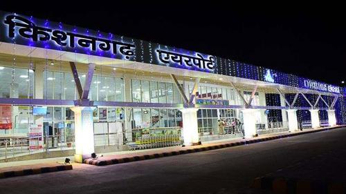 Image of Kishangarh airport