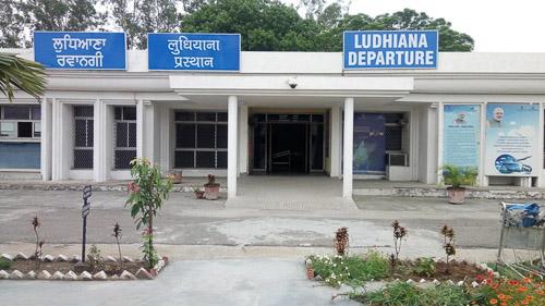 Image of Ludhiana airport