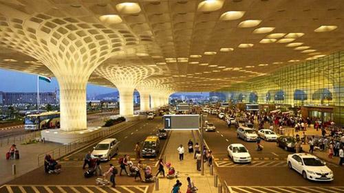 Image of Mumbai airport