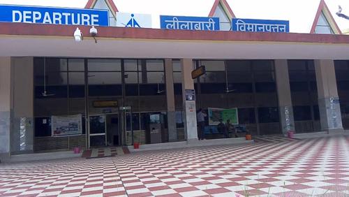 Image of Lilabari airport