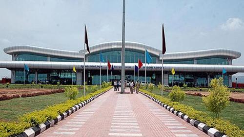 Image of Mysore airport