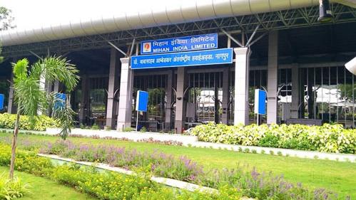 Image of Nagpur airport