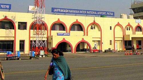 Image of Patna airport