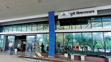 Image of Pune airport