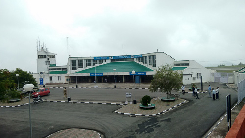 Image of Shimla airport