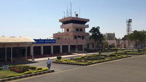 Image of Rajkot airport