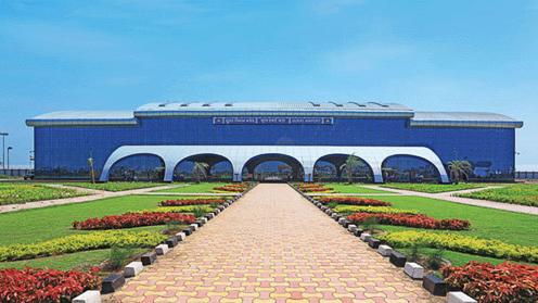 Image of Surat airport