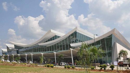 Image of Tirupati airport