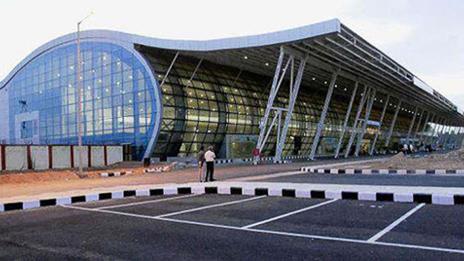 Image of Trivandrum airport