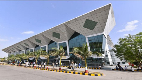Image of Udaipur airport