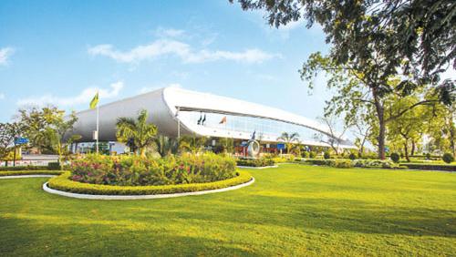 Image of Vadodara airport